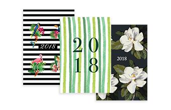 2018 Planners & Calendars