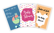 Ready To Send - Baby Shower