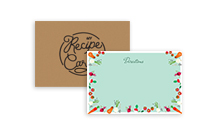 Recipe Card Sets