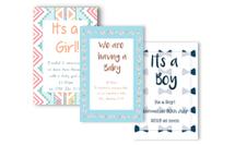 DIY - Birth Announcements