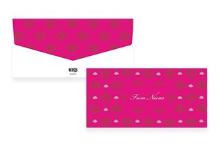 Money Envelope - Personalised