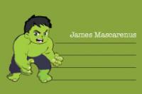 Hulk Boy