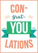 Congrat-YOU-lations
