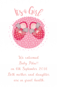 Birth Announcement Digital Palette 5