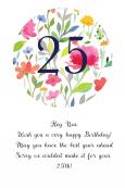 Birthday Digital Palette 20