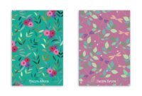 Soft Cover - Floral