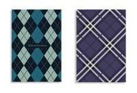 Soft Cover - Argyle & Plaid