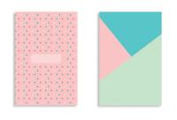 Soft Cover - Pink & Polka
