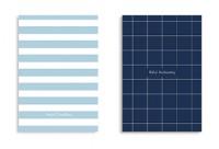 Soft Cover - Stripes and Squares