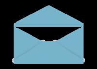 """Regular Envelope (5"""" x 7"""") - Coloured"""