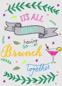 It's All About Brunch