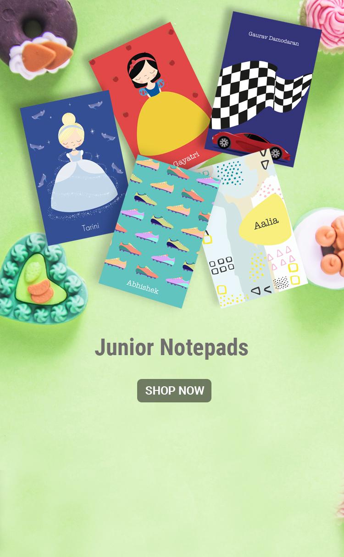 Junior Notepads