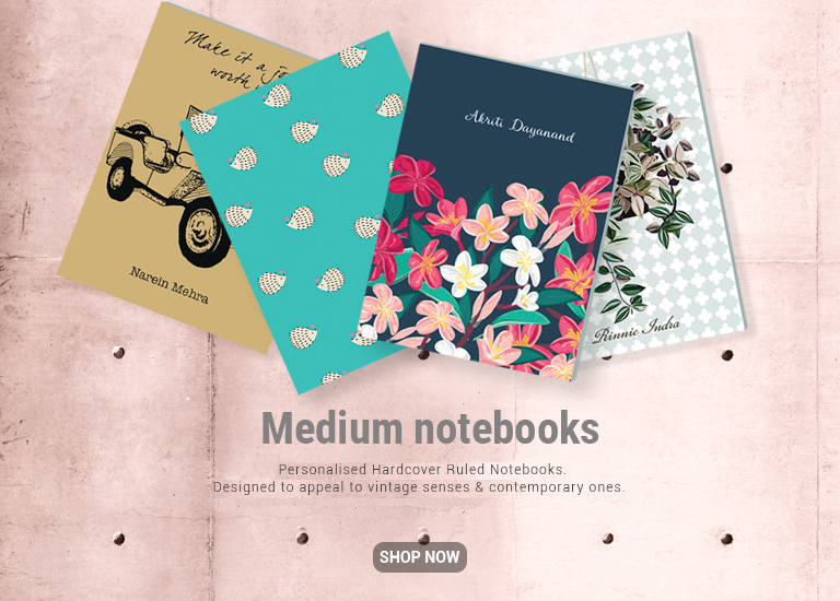 Medium Notebooks
