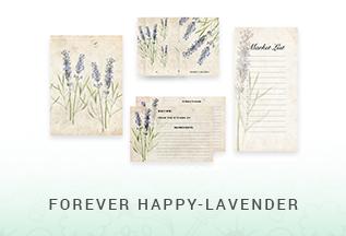 Forever Happy - Lavender