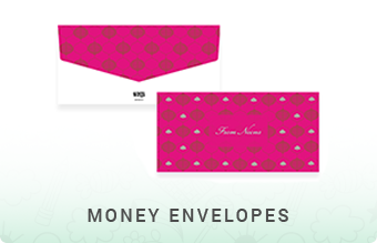 Money Envelope - Non Personalised