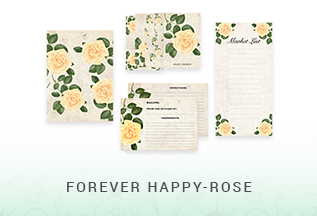 Forever Happy - Rose