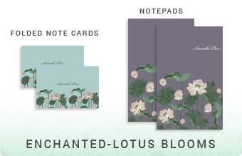 Enchanted - Lotus Blooms