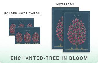 Enchanted - Tree in Bloom