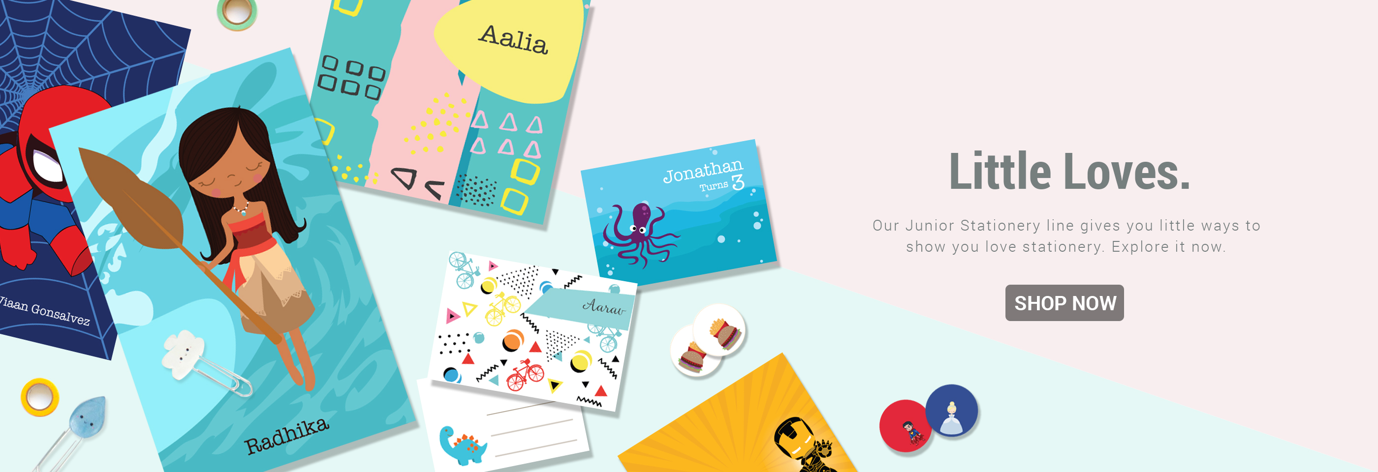 JUNIOR STATIONERY