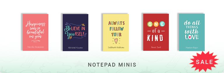 Mini Notepads