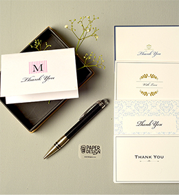 Personal Stationery Image